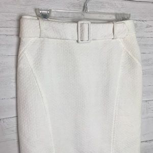 J. McLaughlin Jacquard Skirt